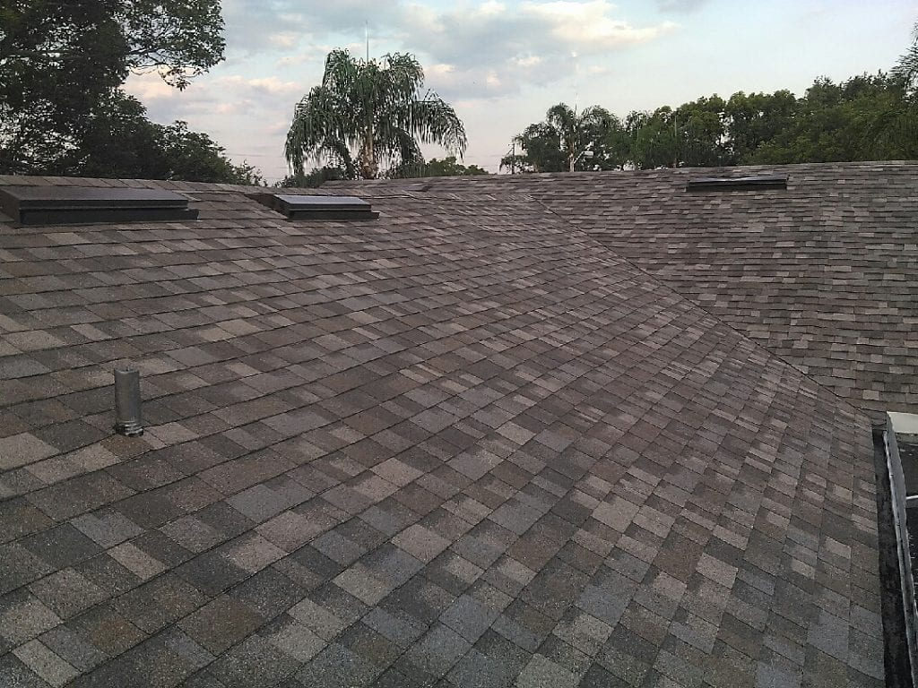 What is the Life of a Shingle Roof in Pinellas County