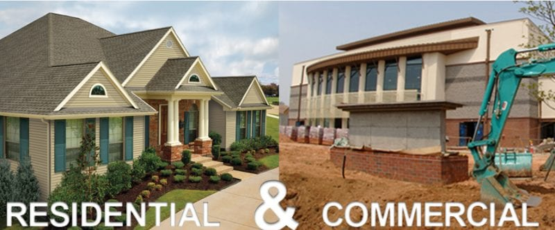 What Separates a Residential Roof vs Commercial Roof?