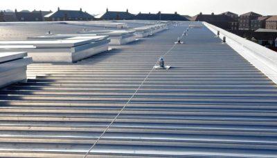 Commercial Roof in St Petersburg - Reggie Reed Roofing