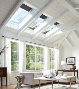 Windows To The Sky: 6 Reasons To Install Skylights