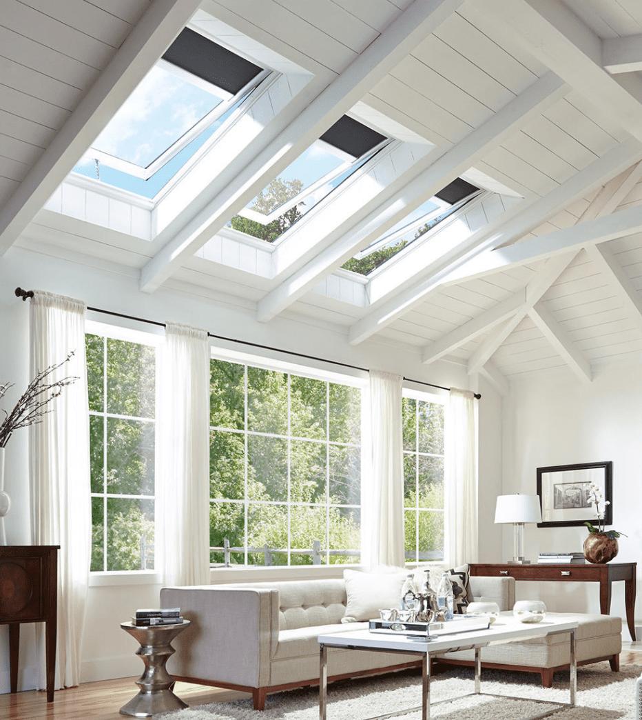 Windows To The Sky: 6 Reasons To Install Skylights
