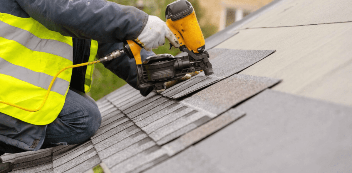 Four Most Common Residential Roof Repairs