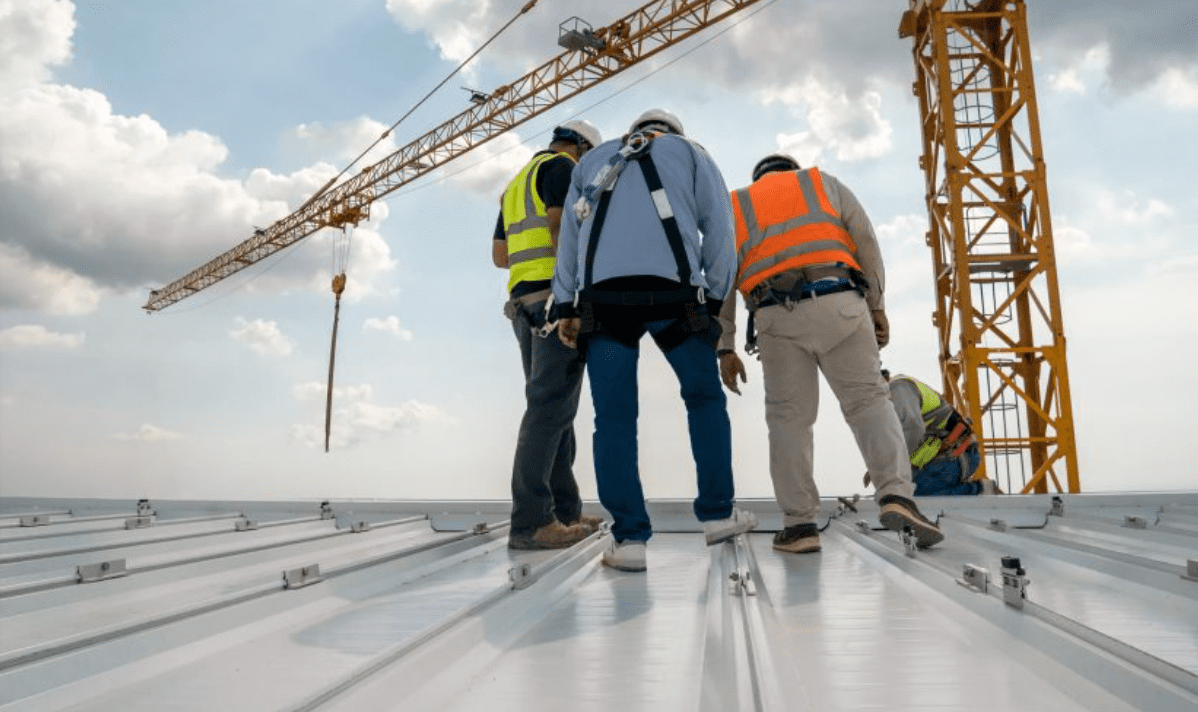 Important Steps Of Professional Commercial Roof Maintenance